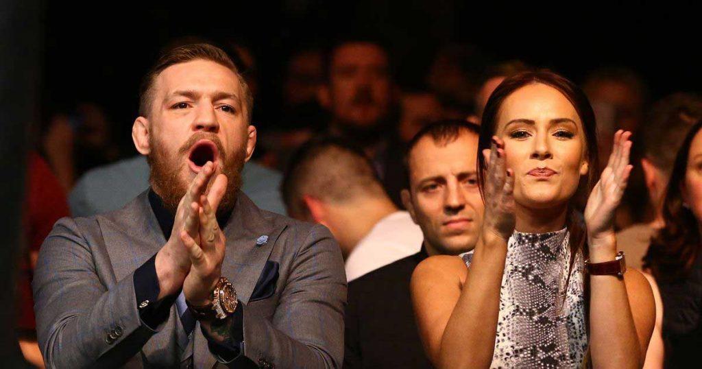 Conor McGregor mujer