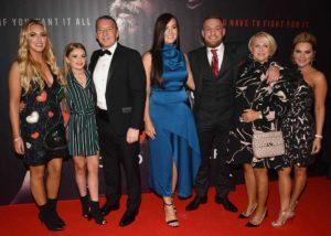 Familia Conor McGregor