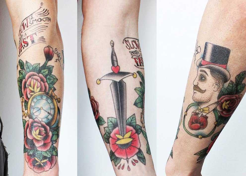 tatuaje conor mcgregor