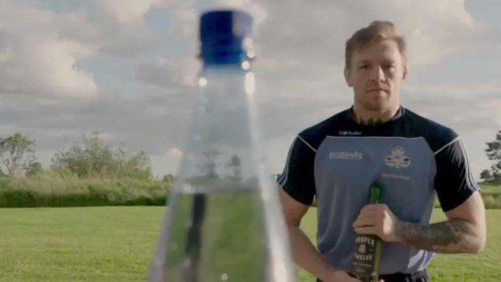 "Conor McGregor se suma al ""Bottle Cap Challenge"""
