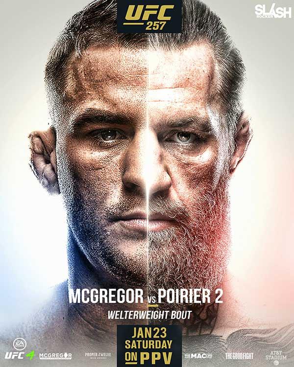 mcgregor vs poirier 2